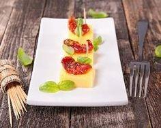 Bouchées apéritives de fromage à la tomate séchée