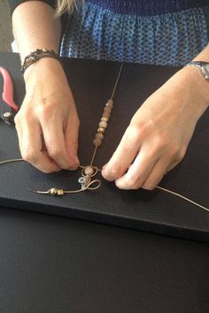 ELLE's Copenhagen travel diary: making jewelry and spotting trends