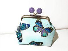 Coin Purse, Butterfly, Purses, Wallet, Basket, Boots, Bags, Handbags, Purse