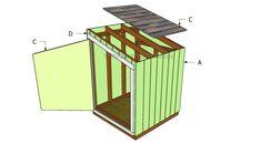 Generator+Shed+Door+Plans