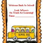 Whooo's On Track for Back to School