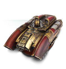 Legio Custodes Coronus Grav-carrier | Forge World Webstore