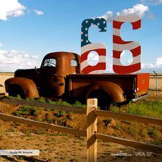 Route 66, Arizona Discover America contest  #itravel2000  #Discover America