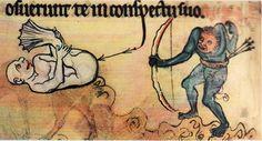 Las anotaciones de los monjes copistas