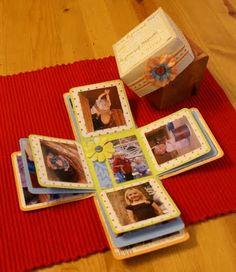 Picture explosion box