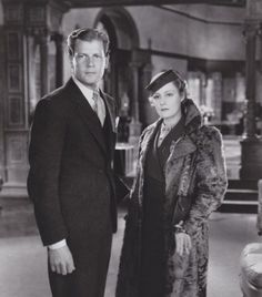 Irene Dunne and Joel McCrea. Classic Movies Digest: The Silver Cord Come to Mama Old Hollywood, Hollywood Pictures, Hooray For Hollywood, Golden Age Of Hollywood, Classic Hollywood, Hollywood Actresses, Lewis Stone, The Awful Truth, Irene Dunne