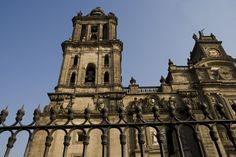 Metropolitan Cathedral, Mexico City, DF. #Mexico #BeenThereDoneThat
