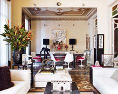 Preciously Me blog : An Amazing Flat in Barcelona