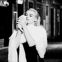 """Anita Ekberg  """"La Dolce Vita""""  Federico Fellini (1..."""