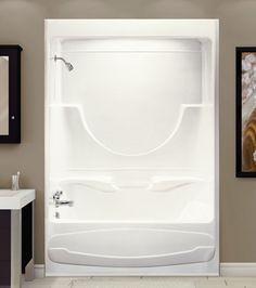 figaro i alcove or tub showers bathtub advanta by maax