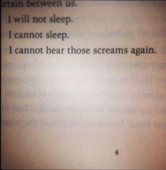 Every single fucking night...