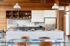 See more images from timeless simplicity and a perfect palette: at home with alyson fox on domino.com