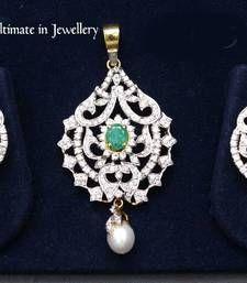 Buy diamond cz Pendant online
