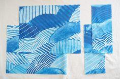 コンビニ用マイバッグ(エコバッグ)の作り方(標準型・弁当型)   nunocoto fabric Quilts, Blanket, Fabric, Crafts, The Creation, Japanese Language, Tejido, Tela, Manualidades