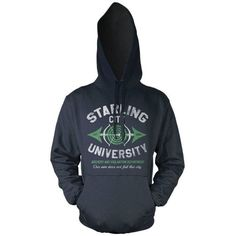Starling City University - Pullover Hoodie