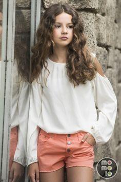 Ropa para niñas: Camisas, Pantalones cortos / Shorts
