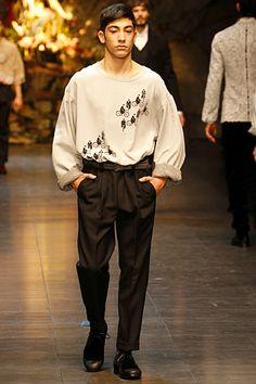 Dolce&Gabbana - Men's Ready-to-Wear - 2013 Fall-Winter