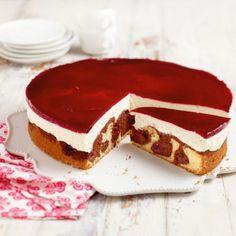Rotkäppchen-Kuchen