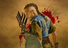 Ragnar Lothbrok by ugly-organ on DeviantArt
