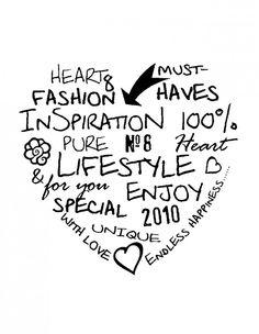 hart&8 kaart `heart`