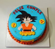 See related links to what you are looking for. Dragon Birthday Cakes, Ball Birthday, Birthday Cakes For Men, Birthday Desserts, Birthday Cake Toppers, Birthday Ideas, Dragon Z, Dragon Ball Gt, Tarta Dragon Ball