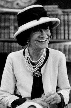 Coco Chanel - 1962 - Photo by Douglas Kirkland