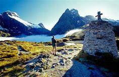 Milford Trek, NZ