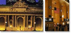 Grand Central Terminal - one of the most interesting, lively and beautiful places in the city.