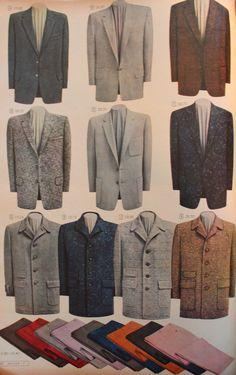 1955 Mens Sportcoat