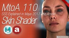 Welcome to this MtoA (Maya to Arnold) 110 course. In this video I will talk…