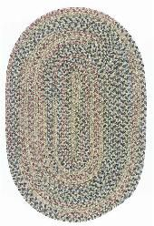 Colonial Mills Twilight Braided Rug Palm Oval, As Shown Kitchen Area Rugs, Braided Area Rugs, Stair Treads, Color Blending, Home Kitchens, Primary Colors, Rug Size, Wool Blend, Braids