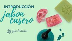 Receta de Jabon casero, diferentes tipos de jabones caseros