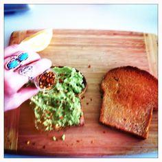 Cafe Gitane avocado toast recipe
