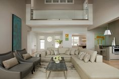 Shop This Look: Clean, Crisp Coastal Living Room >> http://photos.hgtv.com/rooms/viewer/living-space/living-room/modern/elegant%2c-comfortable-coastal-living?soc=pinterest