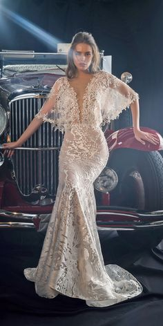 Lace Wedding Dresses That You Will Absolutely Love ❤ See more: http://www.weddingforward.com/lace-wedding-dresses/ #weddingforward #bride #bridal #wedding