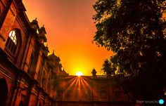 Photograph Sunset in the East by Noman Janjua on 500px
