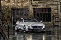 Mercedes-Benz coup
