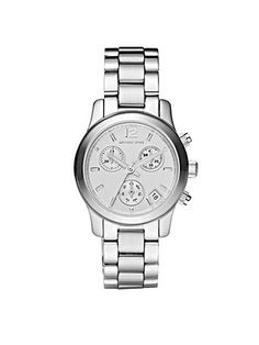 Michael Kors Watch - Michael Kors Watches - Silver - Klockor - Accessoarer - Kvinna - Nelly.com