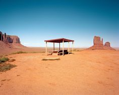 The last stop: America's disappearing roadside rest stops – in pictures