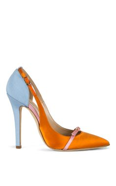 Shop Kenzie Pump by Oscar de la Renta for Preorder on Moda Operandi Zapatos Shoes, Shoes Heels, Oxfords, Only Shoes, All About Shoes, Kinds Of Shoes, Dream Shoes, Hot Shoes, Beautiful Shoes