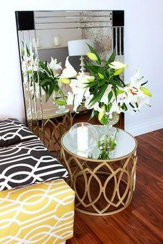 Pisząo nas w: Mieszkaniu z Pomysłem-->>Stolik Royal Decor, fot.: Ornali