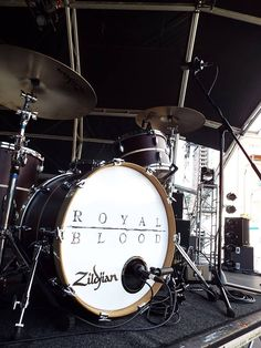 Royal Blood - Summer in the City - Manchester Castlefield Bowl July 2014