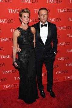 Pin for Later: Le Gala du Time Magazine a Attiré Beaucoup de Célébrités Faith Hill et Tim McGraw