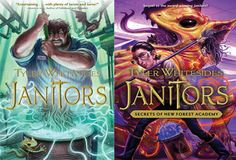 """""""Janitors"""" Series by Tyler Whitesides"""