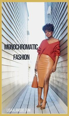 Why Cancelling Everyone Over Everything Ain't The Look for 2019 - Lisa a la mode Black Women Fashion, Brown Fashion, Girl Fashion, Womens Fashion, Ladies Fashion, Chic Outfits, Fall Outfits, Fashion Outfits, Fashion Tips