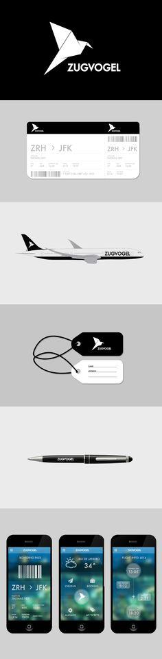 Airline Branding