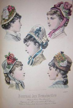 May 1879 Journal des Demoiselles