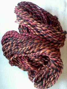 Sunset color alpaca fiber and black alpaca  fiber together