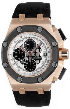 Limited Edition Audemars Piguet Rubens Barrichello II Rose Gold Mens Watch 26078RO OO D002CR 01 | eBay