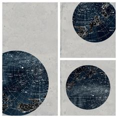 Constellation Prints $40